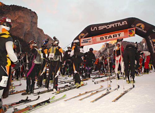 Sellaronda Skimarathon 2011
