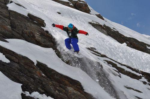 I-Free snowboard