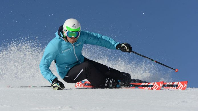 bdbeec275ff Ski-test Atomic 2015 16  3.0 Doubledeck for skiing fluid