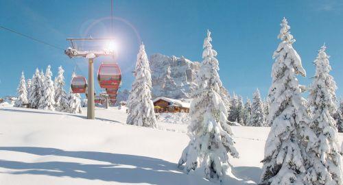 Civetta ski 2011 12 two new facilities and a new training for Nuovi piani domestici di new orleans