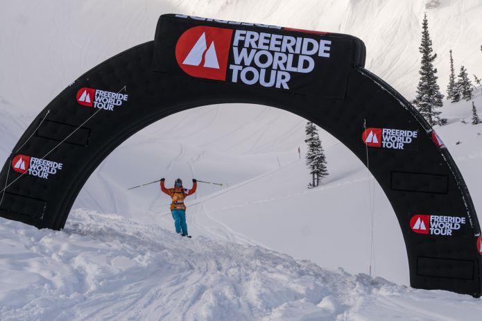 Freeride World Tour: Arianna Tricomi ancora sul podio in Andorra in volo verso il titolo mondiale