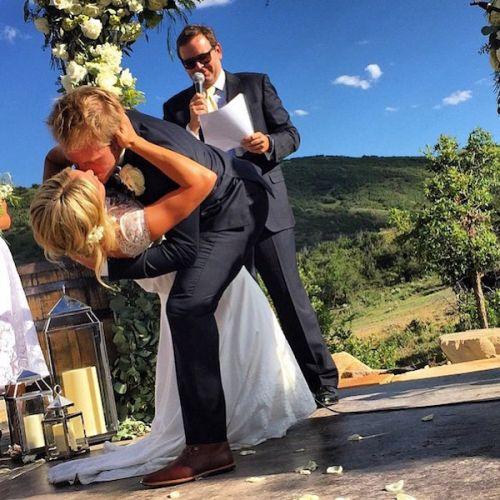Ted Ligety si è sposato