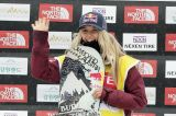 Anna Gasser and Roope Tonteri win the big air snowboard to Mnchengladbach World Cup