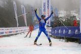 Damiano Lenzi gold nell''individuale of the ski mountaineering World Cup-Alpago Piancavallo