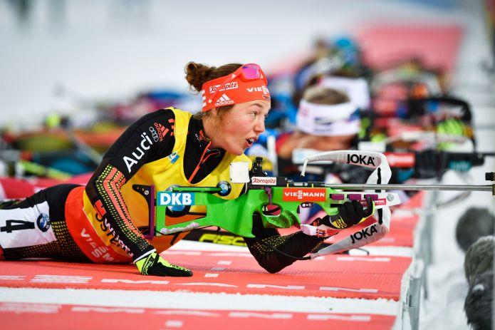 Pokljuka for a change in Germany in biathlon, all confirmed in France