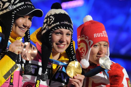 SOCHI 2014 - Biathlon - Mass Start Femminile