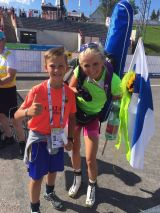 Finland does break the bank in the mixed relay of Otep World