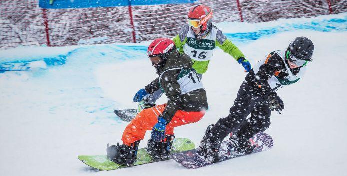 Al via a Piancavallo i Campionati Italiani di Snowboard e Skicross