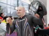 A pulmonary congestion at the base of Steven Holcomb's death