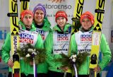 Lahti 2017: Gold Germany in the Mixed Team of Salto, Italy seventh