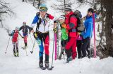 Results of the first race of the European Ski Mountaineering Championships