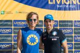 Livigno inaugurated the ring, hosts of honor Chicco Pellegrino and the