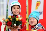 A second one-two Japanese Lillehammer, again Sara Takanashi victory
