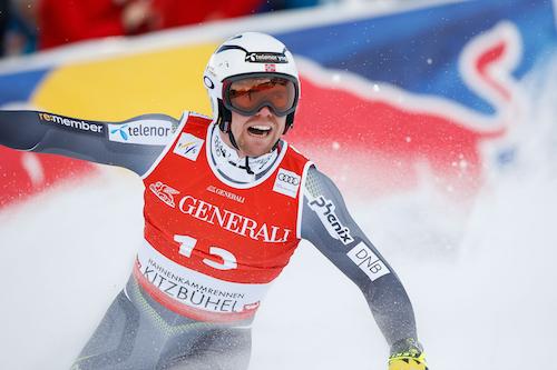 Aleksander Aamodt Kilde il più veloce nella prima prova di Garmisch-Partenkirchen