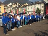 In Bolzano, Audi delivered the best FISI athletes last season
