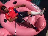 Ankle fracture and six weeks of plaster for Marcel Hirscher