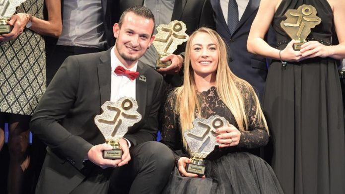 Dorothea Wierer e Dominik Paris incoronati sportivi altoatesini del 2019, a Zingerle il premio quale allenatore dell'anno