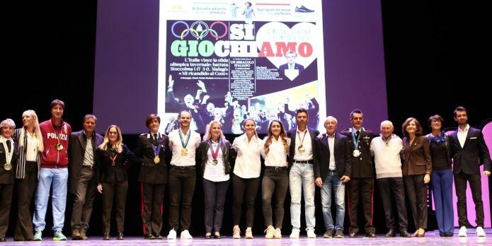 'Il Festival dello Sport', una carrellata di campioni della neve per lanciare Milano-Cortina 2026