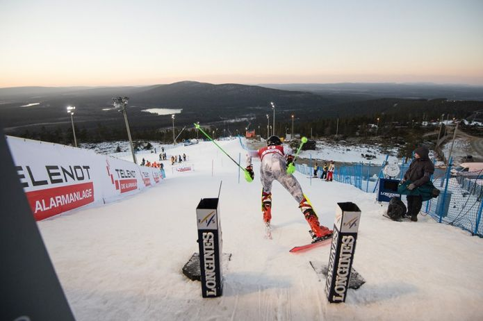 Calendario Slalom 2020.News In The World Cup Calendar Levi Postponed By A Week