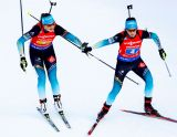 Biathlon: Chevalier drags France to triumph in the Salt Lake City Mixed Relay