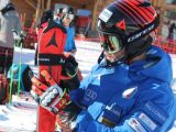 Italian slalomists and blue racers fall in Italy after four weeks at the top in Ushuaia