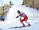 The lifelong disqualification for former cross-country skier Johannes Durr, the